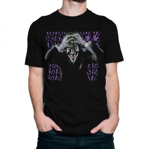 The Killing Joke Joker Laugh Shirt