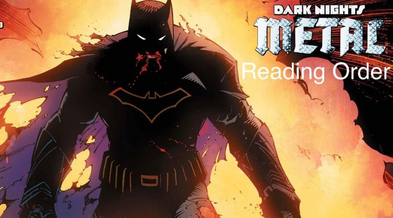 Dark Nights Metal Reading Order