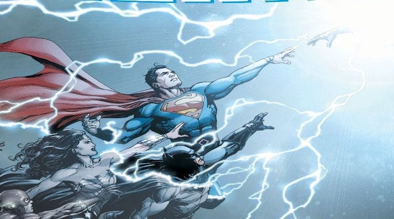 DC Rebirth Reading Order